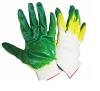 Перчатки трикотажные с 2-м латексным обливом 13 кл.